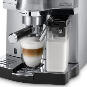 espressomaschine mit milchaufsch umer k chen kaufen billig. Black Bedroom Furniture Sets. Home Design Ideas