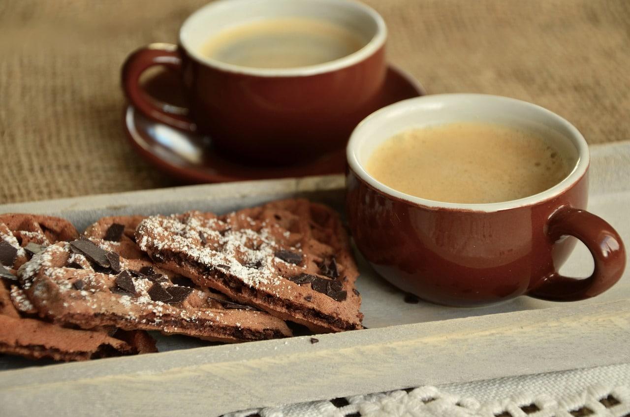 Siebträgermaschine cafe crema