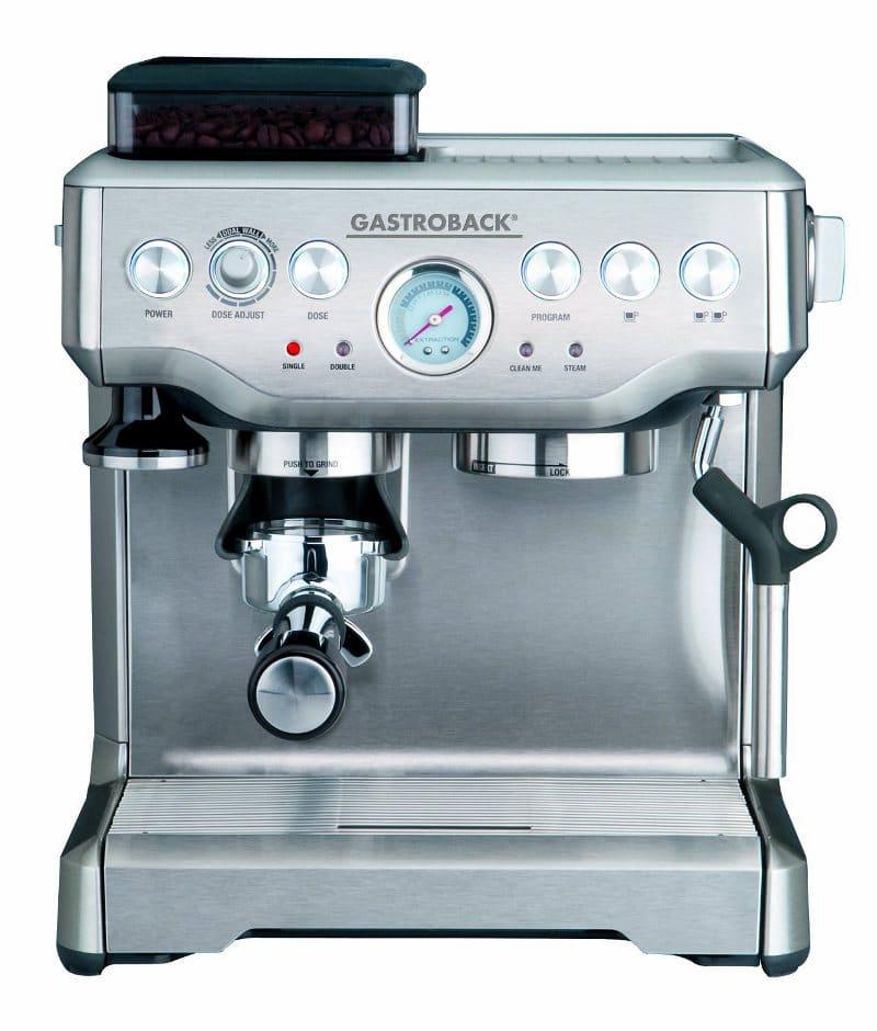 espressomaschinen im test siebtr ger kaffeemaschine. Black Bedroom Furniture Sets. Home Design Ideas